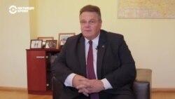 Линас Линкявичюс – о том, почему Евросоюз не согласовал санкции по Беларуси