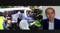 Оппозиционер Мухтар Аблязов – о протестах и задержаниях в Казахстане