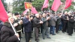 Как в России и Грузии отмечали день рождения Сталина