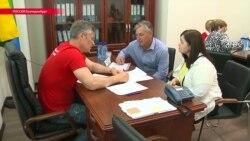 Последний прием мэра Екатеринбурга Евгения Ройзмана