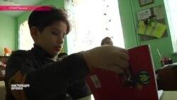 """Грузинский """"Вавилон"""" для сирийских детей: как в Тбилиси учат детей беженцев"""