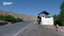 """Кыргызстан: """"Ничего не осталось, все дотла сгорело"""""""