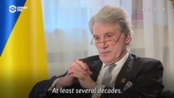 Ex-Ukrainian President Viktor Yushchenko: No 'Maidan Of Dignity' For Russia
