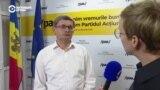 Интервью Настоящему Времени Игоря Гросу – лидера партии, победившей на парламентских выборах в Молдове