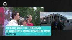 """""""Майданы"""" и комбайнеры кандидата Лукашенко. Вечер с Ириной Ромалийской"""