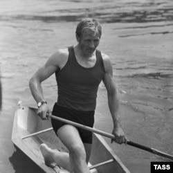 Владас Чесюнас в 1972 году