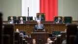 Poland -- Polish foreign minister Witold Waszczykowski in parliament of Poland, 29 January 2016