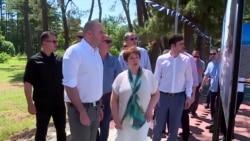 Премьер-министр Грузии Мамука Бахтадзе подал в отставку
