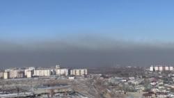 Бишкек задыхается и хочет судиться с властями из-за смога