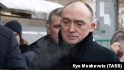 Борис Дубровский встречается с жителями рухнувшего от взрыва дома в Магнитогорске
