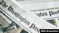 Газета The Washington Post