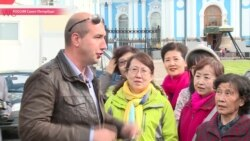 Петербург захватили китайские гиды-нелегалы