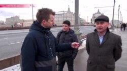 """""""Каждый день убивают по 10 человек, чего вы к нему привязались?"""" – москвичи об убийстве Немцова"""