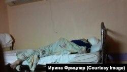 Андрей в больнице