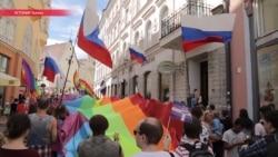 Гей-парад в Эстонии: без драк, нападений, но с мыслями о России