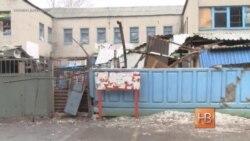 Улицы разбитого Дебальцево