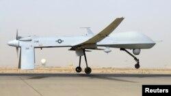 Американский разведывательный дрон - одна из разновидностей оружия, которое просит у США Украина
