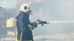 Лесные пожары в Турции угрожают отдыху туристов и местным жителям