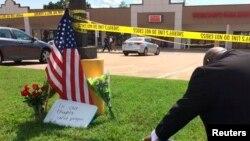 Четверо морских пехотинцев были убиты в ходе двух инцидентов в городе Чаттануга в американском штате Теннесси, 16 июля 2015 Reuters