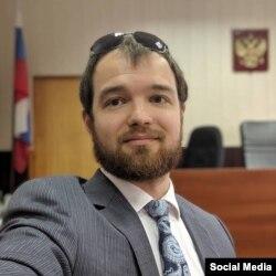Алексей Миняйло. Фото: личная страница в Facebook