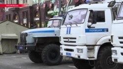 Гулять от патруля до металлоискателя: на праздники силовики превратили центр Москвы в лабиринт
