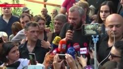 Протесты в Грузии: почему тысячи людей требуют отставки правительства