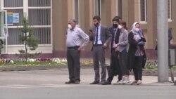 В Таджикистане вводят штрафы за неношение маски на улице