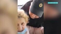 Как в Москве задерживают людей за нарушение самоизоляции