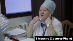 Врач Татьяна Яковлева