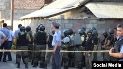 Перестрелка в Бишкеке, photo akipress.org