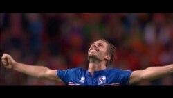 Пробуждение вулкана — история исландского футбола: эмоциональные портреты людей, заставивших мир заговорить о Национальной сборной Исландии