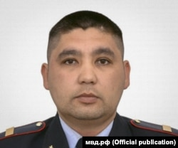 Кайрат Аметов, погибший при нападении на церковь Архангела Михаила в Грозном