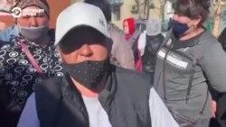 Власти Нур-Султана борются со стихийной торговлей, продавцы против