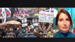 """Мария Снеговая о протестах в Москве: """"Мы наверняка увидим новую волну"""""""