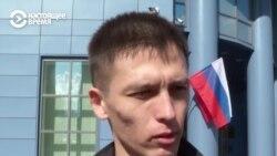 Мать, брат и адвокат Айдара Губайдулина радуются его освобождению