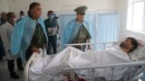 TAJIKISTAN -- Hospital, Isfara district, Sughd region, Tajik Kyrgyz border conflict