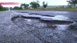 Одесса-Европа: 300 км по ямам и ухабам