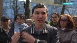 В Казахстане участника митинга против переименования столицы отчислили из колледжа, а затем приняли обратно