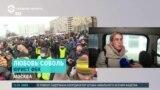 """Любовь Соболь: """"Если Кремль не хочет видеть протестные акции, не нужно совершать противозаконие"""""""
