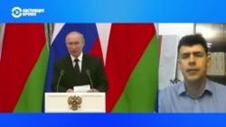 """""""Кремль чувствует себя хозяином положения"""". Политолог Усов о встрече Лукашенко и Путина"""