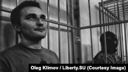 Александр Оршулевич на суде по мере пресечения, 29 мая 2017 года