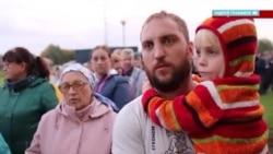 Народный сход против мигрантов в Сергиевом Посаде: как это было