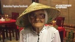 Жительница Красноярска в 83 года отправилась в путешествие по миру