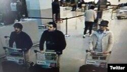Подозреваемые в теракте в аэропорту Завентем