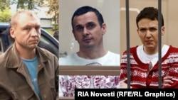 Эстон Кохвер, Олег Сенцов, Надежда Савченко