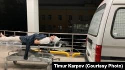 Миразиз Базаров после нападения