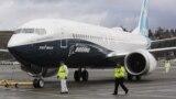 """Власти США нашли новую проблему в самолете """"Боинг 737 MAX"""""""