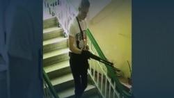 Нападение на техникум в Керчи. Все подробности
