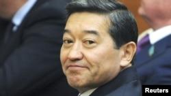 Серик Ахметов в 2012 году