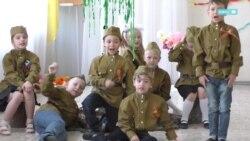 Как может выглядеть День Победы в российском детсаду